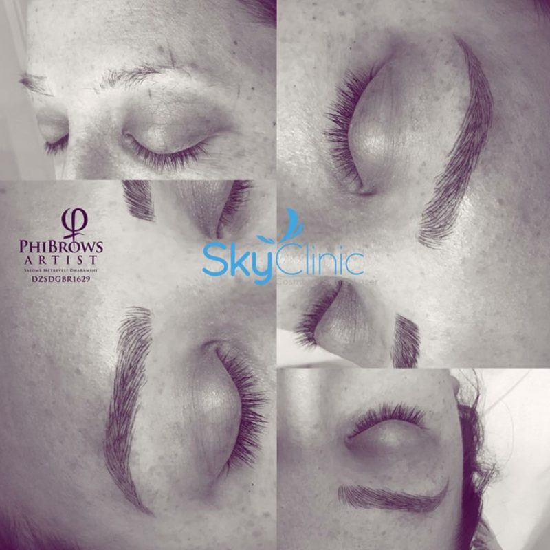 PhiBrows Microblading Sky Clinic