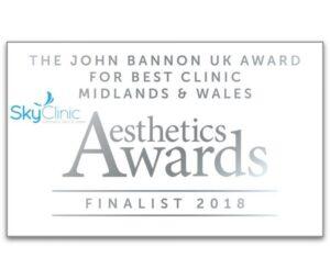Sky Clinic Finalists Aesthetics Awards 2018